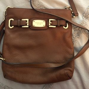 Michael Kors Tan Cross body